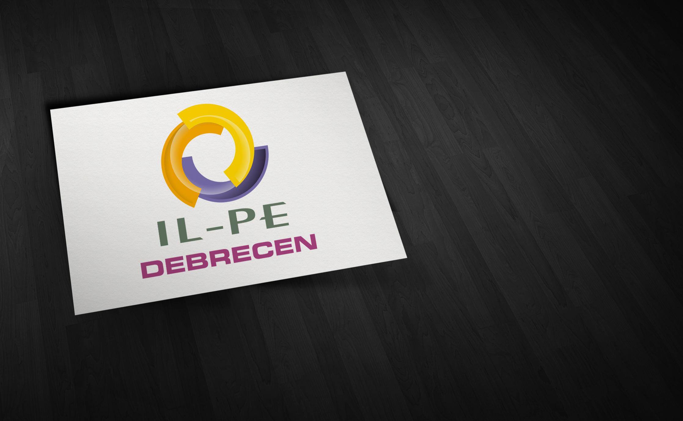 Logó, az IL-PE céges arculata
