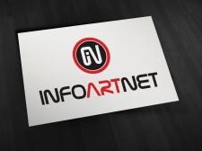Logó, az Infoartnet Kft. saját arculat készítése
