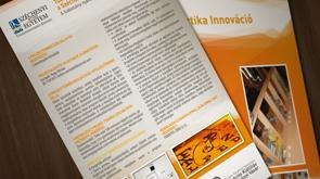 Innovációs Kiállítás és Találmányi Vásár arculata, Plakát képe