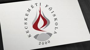 Kecskeméti Főiskola logó képe