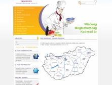 IL-PE Kft. termékkatalógus weboldal képe