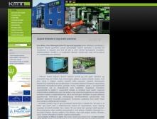 Kiss Műanyagtechnika 2003 Kft. honlapjának képe