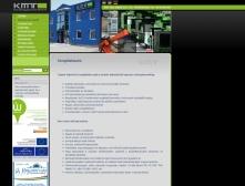 Kiss Műanyagtechnika 2003 Kft. weboldal képe