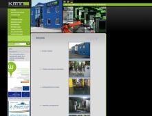 Kiss Műanyagtechnika 2003 Kft. weblapjának képe