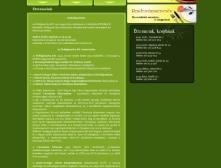 Ördögkonyha Kft. weblap képe
