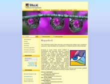 StílusJel Nagykereskedés weblapjának cégismertető oldali képe