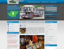 Széchenyi Futam weboldal képe