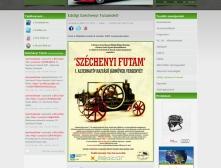 Széchenyi Futam - Alternatív technológiával meghajtott járművek versenyének promóciós portálja