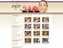 X-Shape Szépségstúdió honlap galéria képe