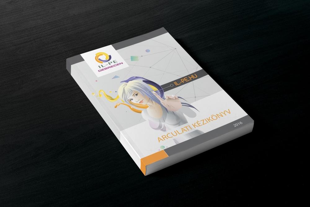 Arculati kézikönyv, az IL-PE céges arculata