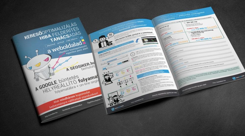 Arculat, Infoartnet Kft cégismertető kiadványa