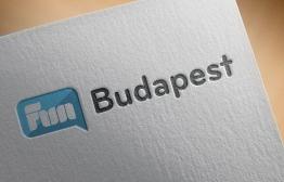 Budapest FUN arculattervezés, Logó