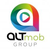 ALTmob Group Logója, az ALTmob arculata