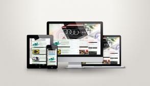 Az altmob.hu weboldal reszponzív megjelenése