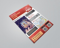 Free Tourist Guide arculattervezés, Plakát