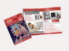 Free Tourist Guide arculattervezés, Információs kiadvány