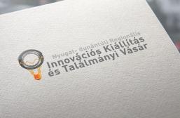 Innovációs Kiállítás és Találmányi Vásár arculat készítés, a kiállítás logója