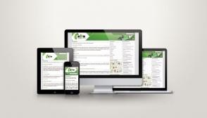 NYITOK Klaszter arculattervezése, weboldal design