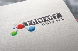 Primary Balls kisarculata, Logó