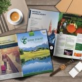 Time Travel utazási katalógus
