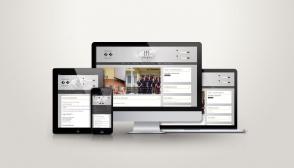 A Liget Hotel reszponzív weboldala