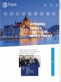 https//hipa.hu weboldalának tablet nézete