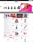 mukorombolt.hu weboldal főoldala - HDfelbontás