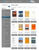 Széchenyi Egyetem Jegyzetbolt weboldal normál felbontás
