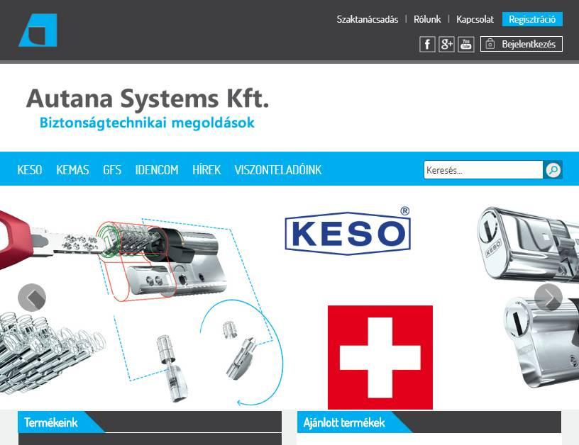 Autana Systems Kft. (http://www.autana.hu) - tablet nézet (fekvő)