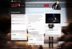 Gyenis András (http://gyenisandras.hu) - kapcsolat oldal
