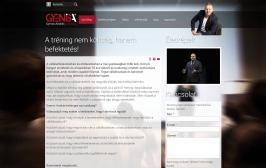 Gyenis András (http://gyenisandras.hu) - monitor nézet