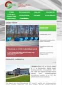 GYHG Győri Hulladékgazdálkodási Nonprofit Kft. (http://www.gyhg.hu) - tablet nézet (álló)