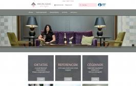 Herczeg Ágnes Wine School (http://herczegagnes.com) - monitor nézet