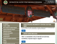 Győri Műszaki SZC Gábor László Építőipari Szakközépiskolája (http://muhelyiskola.hu) - tablet nézet (fekvő)