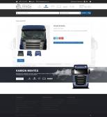 Bontott SCANIA (TIMX Kft.) (http://bontottscania.hu) - webshop terméklap