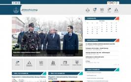 Hódmezővásárhely város honlapja (https://www.hodmezovasarhely.hu) - monitor nézet