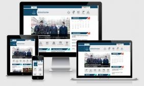 Hódmezővásárhely város honlapja (https://www.hodmezovasarhely.hu) - reszponzív nézetek