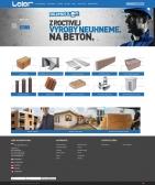 LEIER (szlovákia) (http://www.leier.sk) - teljes főoldal