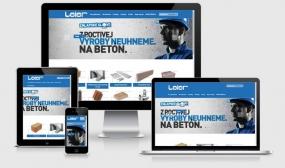 LEIER (szlovákia) (http://www.leier.sk) - reszponzív nézetek