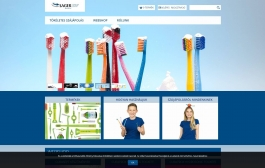 Sager Dental (Sager Pharma) (https://www.sagerdental.hu) - monitor nézet
